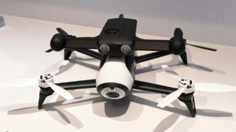 Parrot accuse une perte malgré une progression des drones professionnels | Drone | Scoop.it
