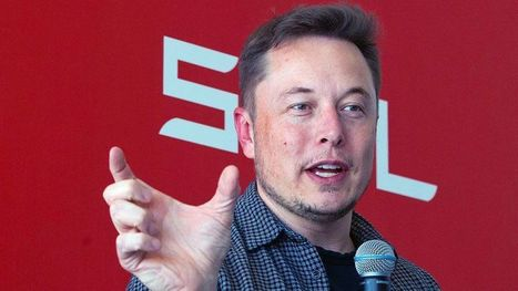 "Elon Musk thinks universal income is answer to automation taking human jobs | L'impresa ""mobile"" 