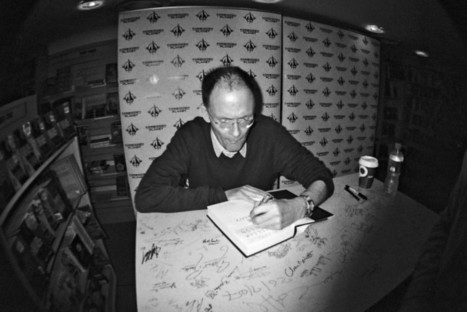 William Gibson on Watches | WatchPaper | William Gibson - Interviews & Non-fiction | Scoop.it