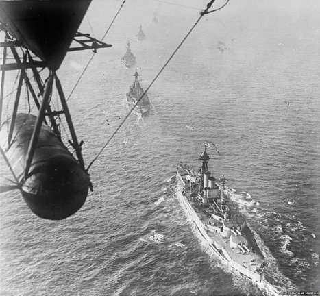 The day the entire German fleet surrendered   History at BM   Scoop.it