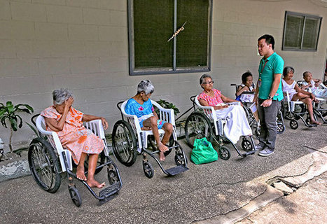 A state of grace for the elderly | Age Concern | Scoop.it