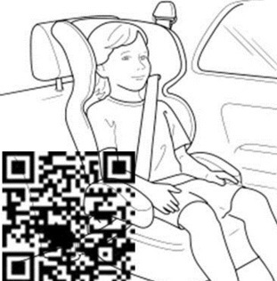 QR codes from Jané help to improve car seat safety - QR Code Press | QR Codes - Mobile Marketing | Scoop.it