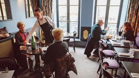 Dix nouvelles tables aux Halles | Gastronomie Française 2.0 | Scoop.it
