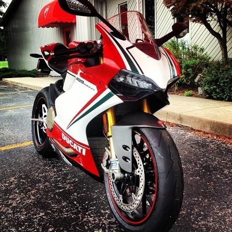 Graham Rahal's photo on Instagram | Ductalk Ducati News | Scoop.it