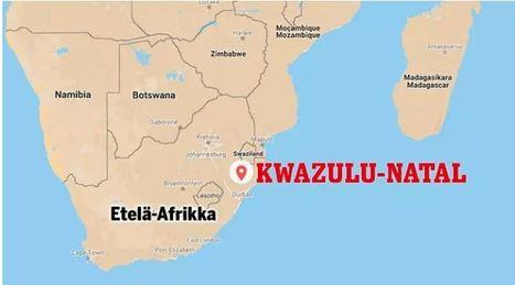 etelä-Afrikkalainen musta seksi nauhatsuihkuta Pirn