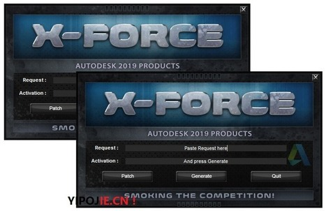 what is xforce keygen 64 bits