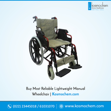 09bfc6eeec0 Buy most Reliable Lightweight Manual Wheelchair...