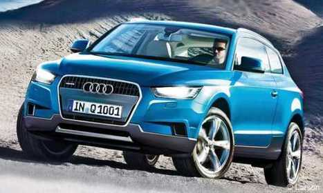 Upcoming Audi Q India Rendered Details P - Audi car details and price