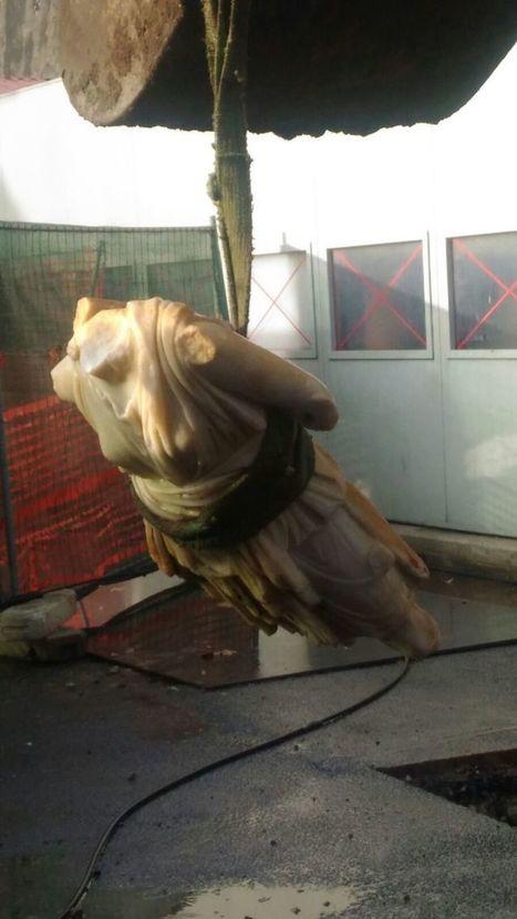 Descubren en Terracina (Italia) una estatua de Diana cazadora | Arqueología, Historia Antigua y Medieval - Archeology, Ancient and Medieval History byTerrae Antiqvae | Scoop.it