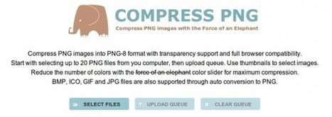 Tres opciones web para reducir el tamaño de nuestras imágenes | FOTOTECA INFANTIL | Scoop.it