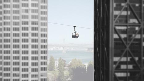 Urban Gondolas: The Future Of Public Transport?   Tracking the Future   Scoop.it