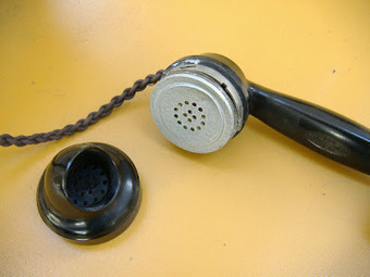 Antique Telephones & Retro Telephones: Changing the Microphone in a Bakelite Telephone   Antiques & Vintage Collectibles   Scoop.it