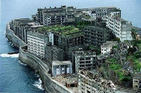 Twitter / AbandonedPics: An island in Japan had a ... | Human Geography | Scoop.it