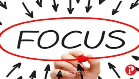 How to be Focused in a Noisy World | Social Media Coach | Prepare1 — Prepare 1 | Social Media  Coach | Scoop.it