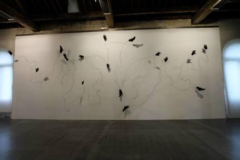 "Marc Gerenton: ""No man's land"" | Art Installations, Sculpture, Contemporary Art | Scoop.it"