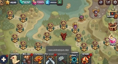 Realm Defense Hack: Hero Legends TD Unlimited G