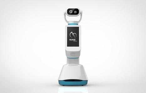 CES2017 : Un robot intelligent créé à Lyon dévoilé à Las Vegas | Une nouvelle civilisation de Robots | Scoop.it