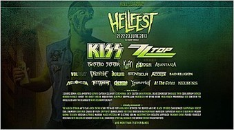 Concert: HELLFEST 2013 du 21/06/2013 au 23/06/2013 ! (Dates) | cotentin webradio webradio: Hits,clips and News Music | Scoop.it