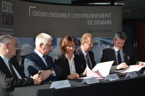 L'école du BIM ouvre en Normandie | Ingénieur, la Formation | Scoop.it