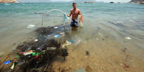 Pollution marine: les plastiques, «premiers prédateurs» des océans, alerte une ONG | Responsabilité Sociale des Entreprises | Scoop.it