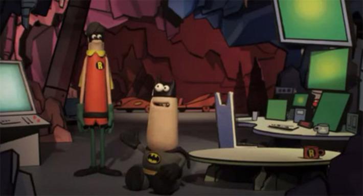 Batman Meets Gromit In Aardman Animation's 'DC Nation' Claymation Clip | Machinimania | Scoop.it