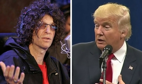 Listen: Howard Stern Goes On-Air After Trump Election, Makes Shock Confession That STUNS | Howard Stern | Scoop.it