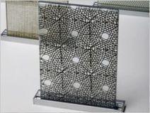 Quand verre et tissu se marient dans un nouveau matériau   L'Etablisienne, un atelier pour créer, fabriquer, rénover, personnaliser...   Scoop.it