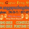 PHILIPPINE FENG SHUI MR. ANG OFFER FREE CONSULTATION