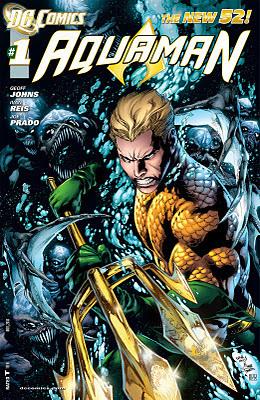 Recensione: Aquaman #1 (The New 52) | DailyComics | Scoop.it
