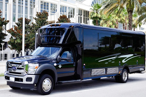 Top 12 Party Bus Jacksonville FL Rentals