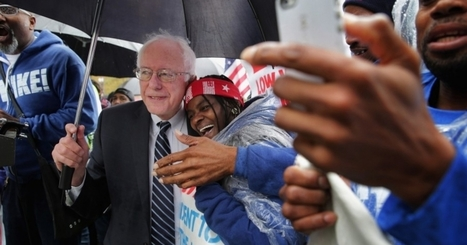 Beyond the Middle Class: Bernie Walks the Talk for Working Class People Like Me | Global politics | Scoop.it