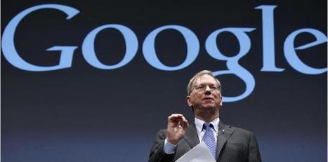 Lex Google : Eric Schmidt sera à Paris lundi - La Tribune.fr | Digital - Numérique | Scoop.it