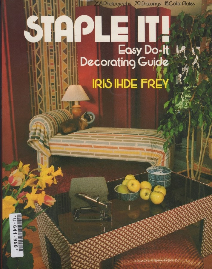 Just Staple It! | Kitsch | Scoop.it