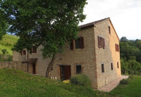 Restoring an old house in Le Marche | Le Marche Properties and Accommodation | Scoop.it