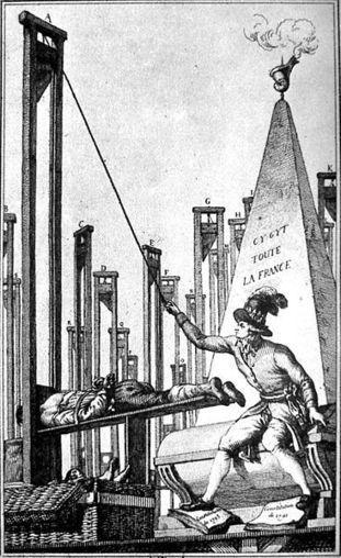 #332 ❘ La Guillotine ❘ 1789 ❘ inventée par le Dr Guillotin | # HISTOIRE DES ARTS - UN JOUR, UNE OEUVRE - 2013 | Scoop.it