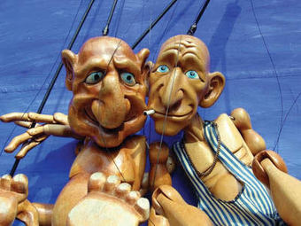 Next Week: 16th Istanbul Puppetry Festival   Poetic Puppets   Scoop.it