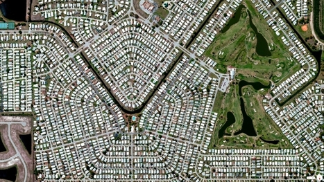 Amazing Satellite Photos Of Earth Offer A New Perspective | visual data | Scoop.it