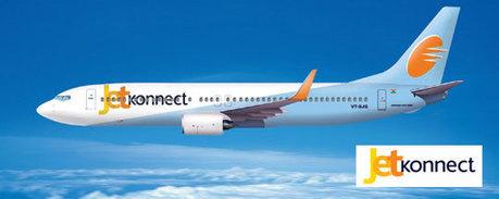 Jet Konnect Flight PNR status Online | Flight P