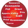 Prizes, Calls and Grants in Economics