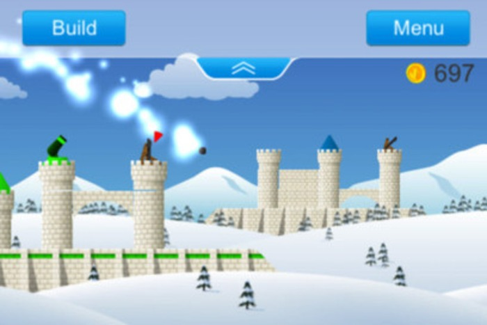 Example: Open Source iOS Castle Destruction Game Using Cocos2D And Box2D | iPhone and iPad development | Scoop.it
