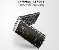 VKworld T2 Plus @13196/- Specs: Dual Screen, Ca