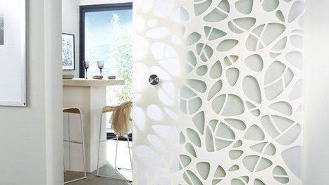 Les portes coulissantes se font œuvre d'art | Les tendances déco-design de Moodds | Scoop.it
