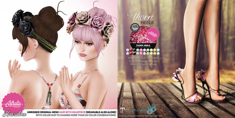 Astralia @Collabor88 July | Make Up Fantasy | Scoop.it