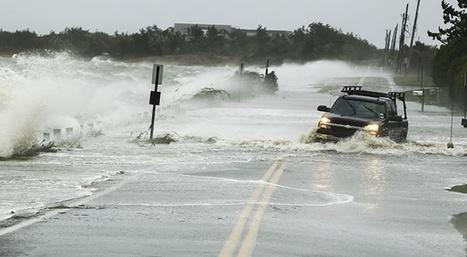 Sandy en direct: au moins 11 morts et le sud de Manhattan plongé dans le noir   Tout le web   Scoop.it
