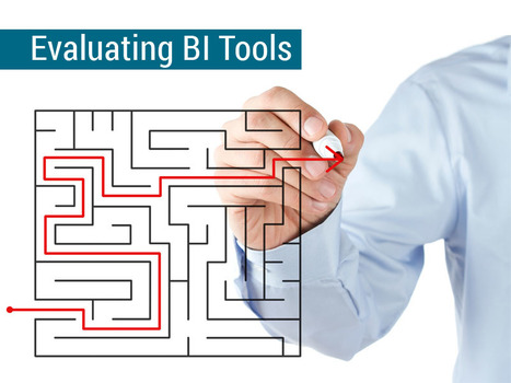 How to Evaluate BI Tools in Context of your Organization? | Hot Trends in Business Intelligence | Scoop.it