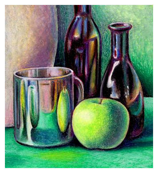 Still Life Drawing In Drawing And Painting Tutorials