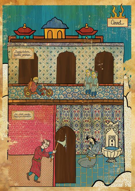 Murat Palta. Classic Movies in Miniature Style   Doctor Ojiplático   Blogs en comunidad   Scoop.it