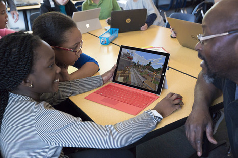 Can 'Minecraft' Really Change the Way Teachers Teach? | Digital Play | Scoop.it