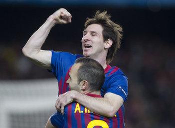 Messi, 'Pichichi' de la Champions por cuarta vez | FCBarcelona | Scoop.it