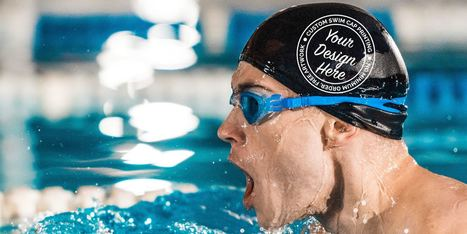 Design Your Own Swim Cap With Personalized Opti...